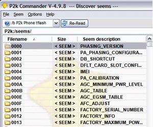 P2k Commander 4.9.D