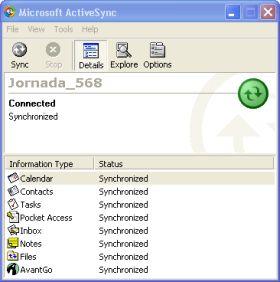 Microsoft ActiveSync 4.5 PL