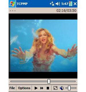 TCPMP 0.72RC1 + FlashVideoBundle