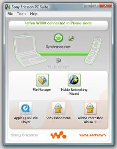 Sony Ericsson PC Suite 6.011.00 PL