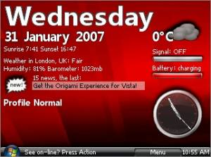 Vista Interface 3.3